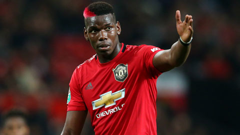 Paul Pogba sẽ ở lại Man United