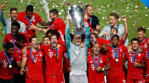 Nghịch lý Bayern vô địch nhưng có thể nhận thưởng ít hơn cả PSG