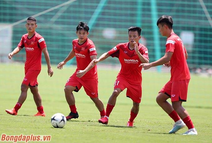 U22 Việt Nam sẽ còn 1 ngày đá nội bộ nữa vào hôm 27/8 trước khi các cầu thủ trở về CLB chủ quản