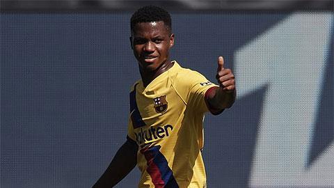 M.U sẵn sàng chi 153 triệu bảng mua 'thần đồng' của Barca