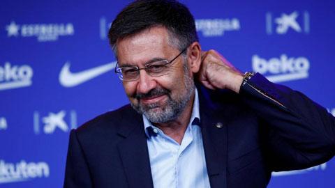 Chủ tịch Barca đặt mục tiêu cắt 100 triệu euro quỹ lương