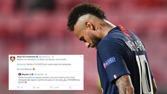 Neymar và PSG bị nghiệp quật sau nhiều lần trêu ngươi đối thủ