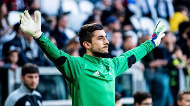 Juventus sẽ bán Perin cho CLB ra giá cao nhất