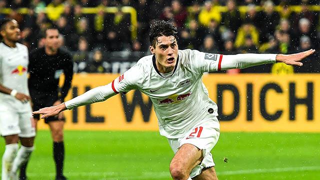 Patrik Schick sẽ thuộc về Leverkusen?