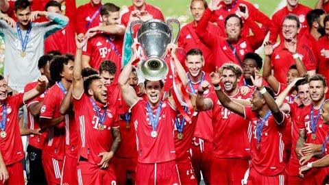 Đoạn video khích lệ Bayern
