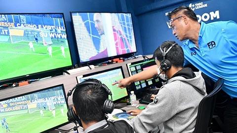 Thai League tiếp tục dùng VAR trong ngày trở lại vào tháng 9