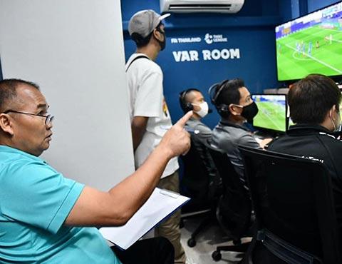 Sau nhiều tranh cãi, cuối cùng Thai League vẫn áp dụng công nghệ VAR ở phần còn lại mùa giải 2020