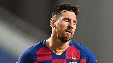Messi nổi cơn tam bành sau câu nói của Koeman, từ chối tập luyện để được ra đi