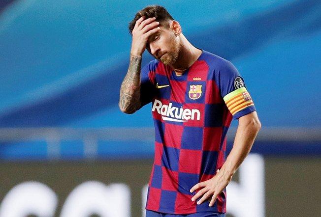 Messi không còn muốn cùng đi chung với Barca