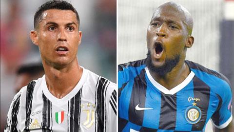 Lukaku giá trị nhất Serie A, Ronaldo chỉ đồng hạng 7