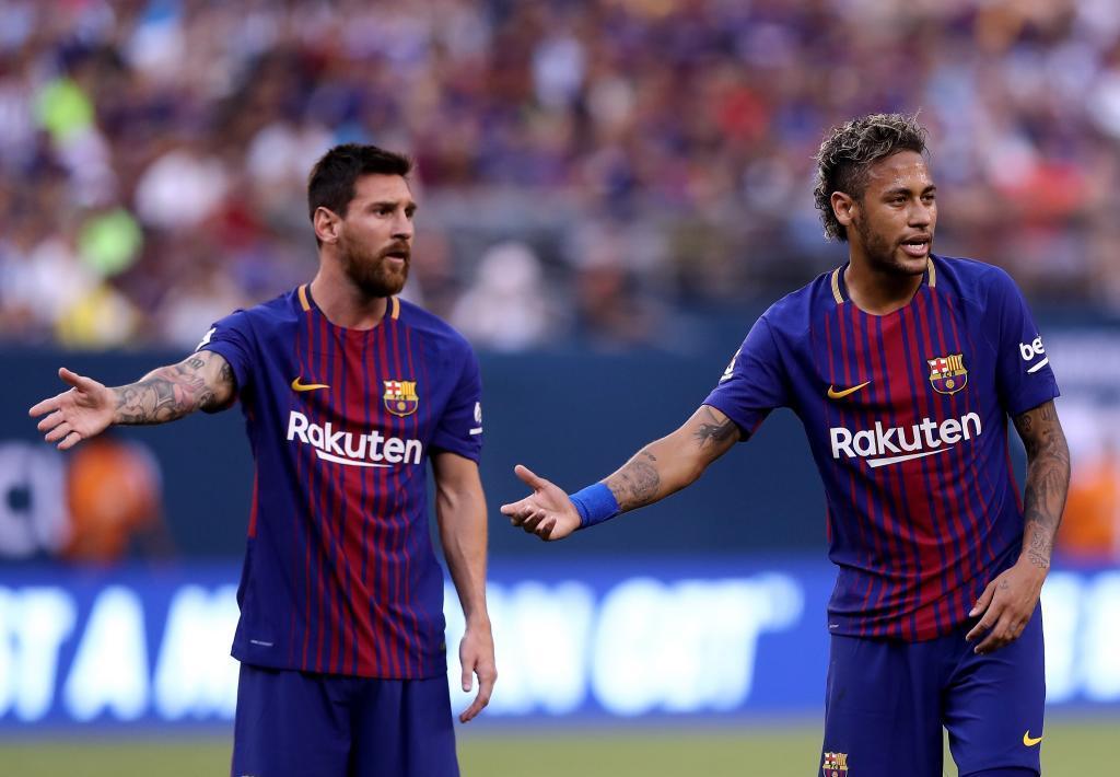 Messi và Neymar khó có thể sát cánh ở PSG