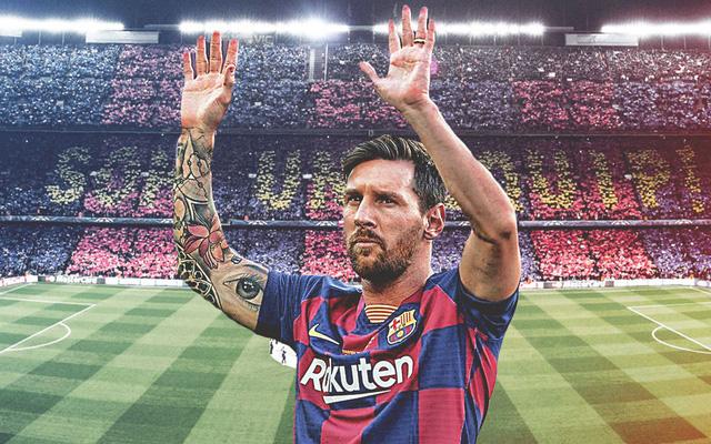 Sau 20 năm, Messi đã gây rúng động cho thế giới bằng yêu cầu rời Camp Nou