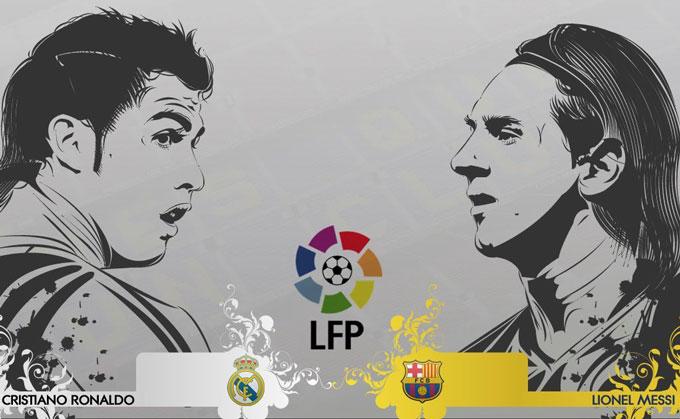 Cuộc chiến Ronaldo và Messi từng là biểu tượng huy hoàng của La Liga