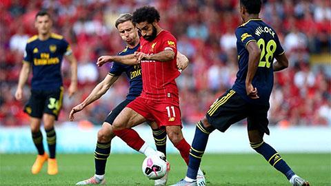 4 điều có thể xảy ra ở trận tranh Siêu cúp Anh giữa Liverpool và Arsenal