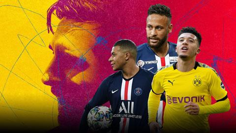 Neymar, Sancho, Mbappe & những ngôi sao có thể thay thế Messi tại Barca