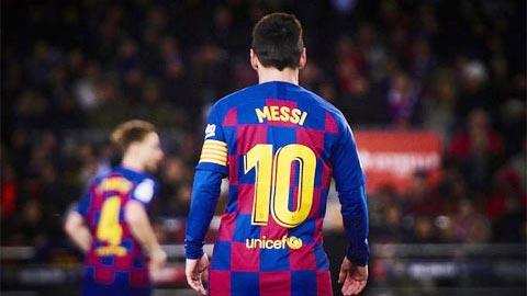 Cruyff, Maradona, Messi & chuyện những kẻ tháo chạy khỏi Barca