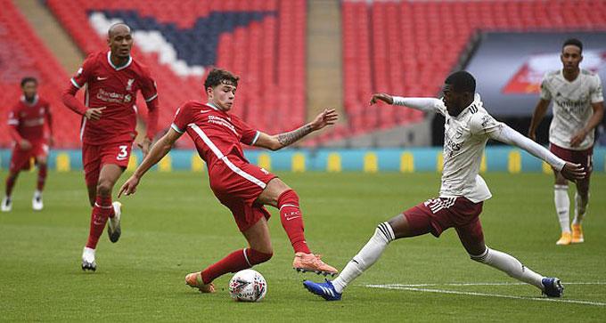 Chấm điểm Siêu cúp Anh: Vinh danh Aubameyang và David Luiz