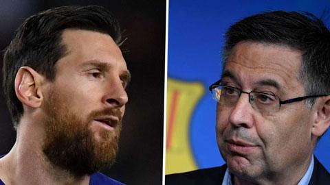 Barca phủ nhận phí giải phóng của Messi hết hiệu lực, cắt hợp đồng với công ty luật