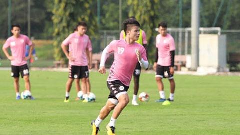 Hà Nội quyết tâm bảo vệ chức vô địch Cúp QG 2020