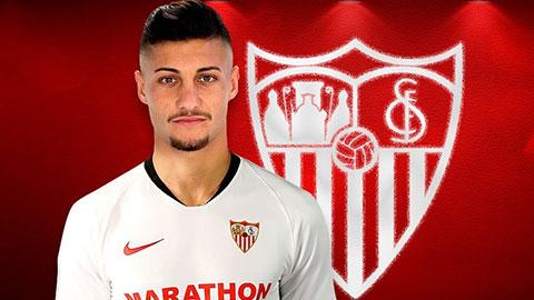 Oscar Rodriguez rời Real để khoác áo Sevilla