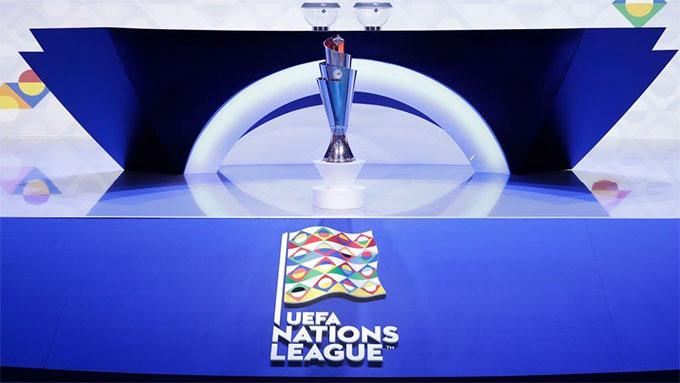 UEFA Nations League có sự tham gia của 55 đội