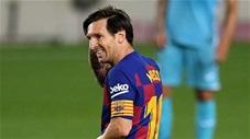 Barca bắt đầu trải nghiệm cuộc sống không Messi