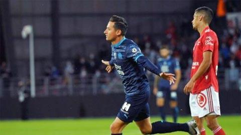 Marseille thăng hoa nhờ màn hồi sinh của Thauvin