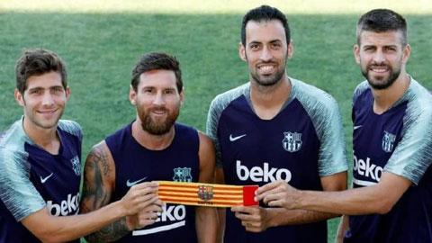 Đám bạn thân của Messi tại Barca: Từ 'bò thiêng' đến 'cứu đen'