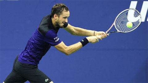 Medvedev ra quân thắng lợi ở US Open 2020