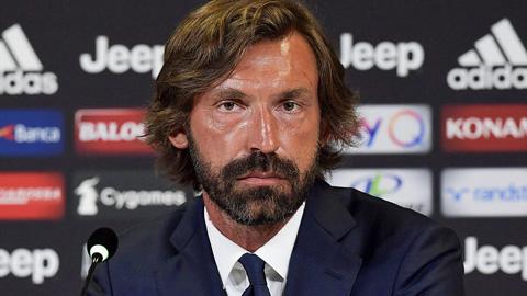 Triều đại của Pirlo tại Juventus bắt đầu bằng trận gặp Sampdoria