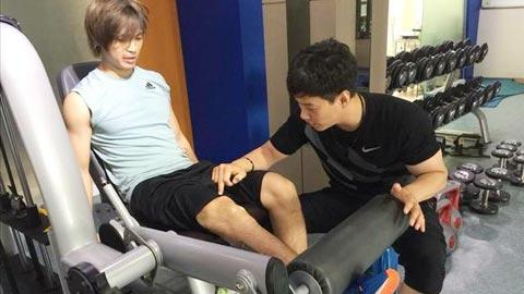 Từ chấn thương của Đình Trọng: Cầu thủ phải biết nói 'không' khi cần thiết
