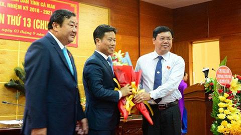 Tân Phó Bí thư Tỉnh ủy được bầu giữ chức Chủ tịch UBND tỉnhCà Mau