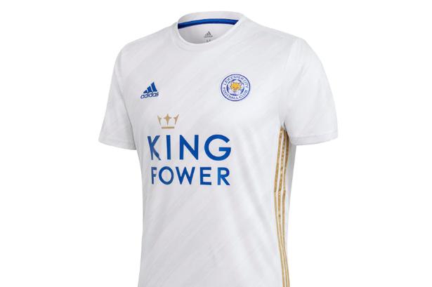 Trang phục sân khách của Leicester