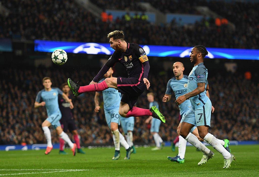 Chạy theo Messi sẽ cực tốn kém với Man City
