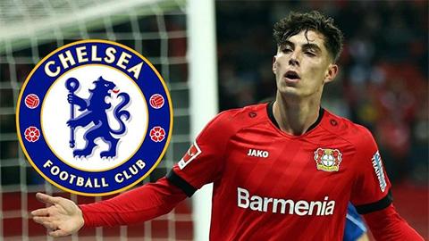 Havertz rời ĐT Đức để hoàn tất thủ tục gia nhập Chelsea