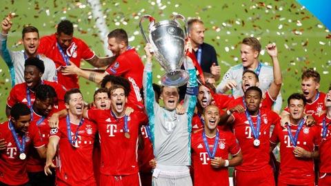 Bí kíp ăn uống để thành công của Bayern Munich
