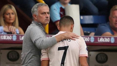 Mourinho chính là một trong các nguyên nhân đẩy Sanchez khỏi M.U