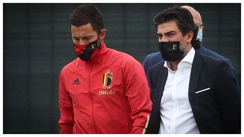 Phí chuyển nhượng của Hazard lên tới 160 triệu euro