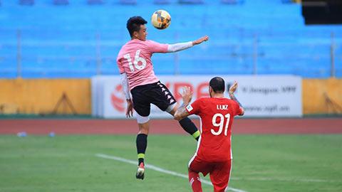 Thành Chung lại ghi bàn, Hà Nội tiếp tục thắng dễ Viettel