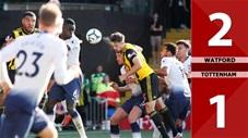 Watford 2-1 Tottenham (Giao hữu CLB 2020)