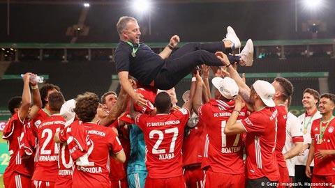 Karl-Heinz Rummenigge rất ấn tượng về tập thể vô địch Champions League 2019/20 của Hansi Flick