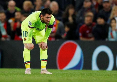 Messi vẫn khẳng định anh mất niềm tin ở BLĐ Barca