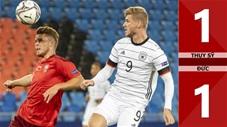 Thụy Sĩ 1-1 Đức (Bảng A4 Nations League 2020)