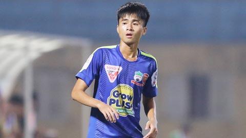 Phan Thanh Hậu: 5 mùa, 15 trận đá chính, 1.620 phút ra sân & 1 bàn thắng