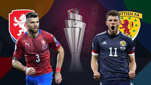 Nhận định bóng đá CH Czech vs Scotland, 1h45, ngày 8/9: Trong nỗi sợ... Covid-19