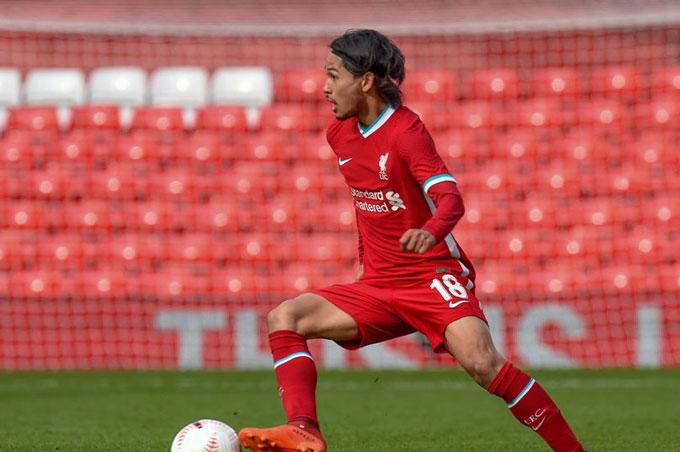 Minamino nổi lên là cầu thủ ấn tượng nhất của Liverpool ở giai đoạn trước mùa giải