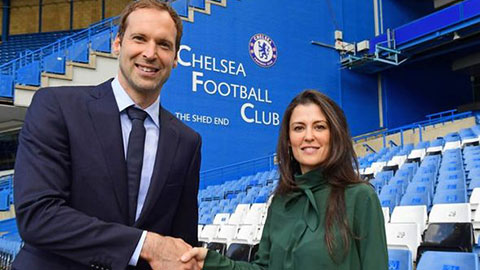 Cựu thủ thành Cech và bà Granovskaia sẽ tiếp tục giúp Chelsea có được Mendy