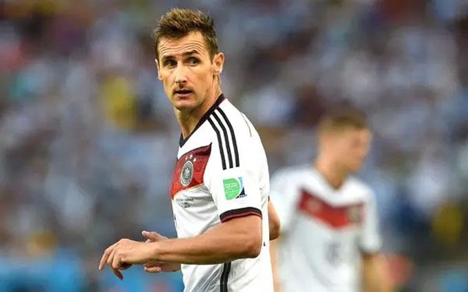 Đức đang thiếu một mẫu trung phong sát thủ vòng cấm như Klose