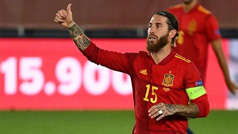 Ramos ghi danh vào lịch sử bóng đá thế giới
