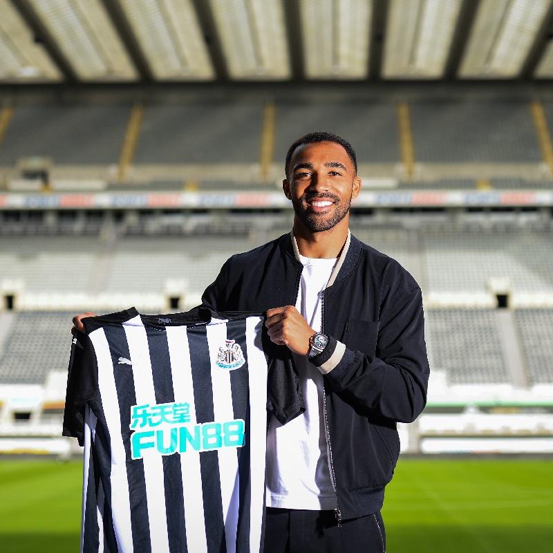 Wilson đã là người của Newcastle